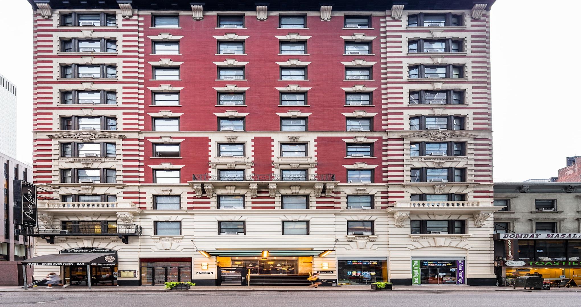 Radio City Apartments New York Parking