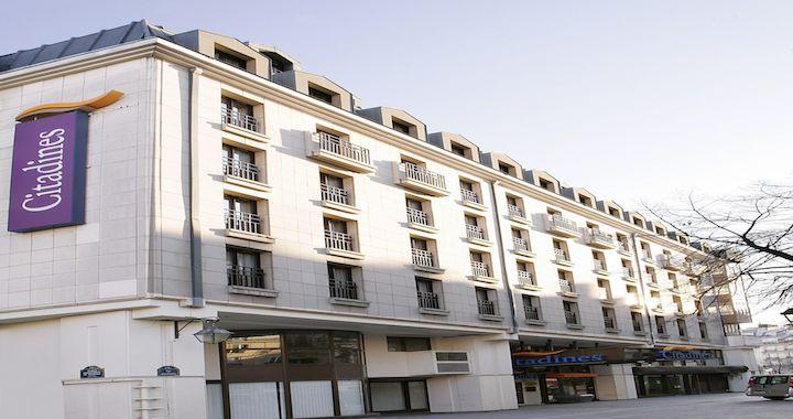 haiku hospitality citadines les halles paris studio deluxe. Black Bedroom Furniture Sets. Home Design Ideas